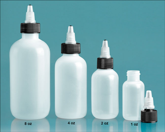 Sks Science Products Squeeze Bottles Natural Ldpe