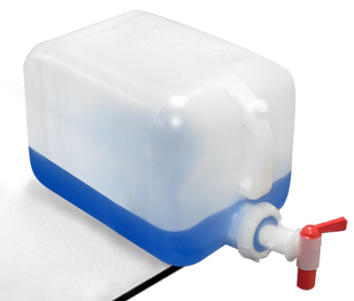 Carboys, Plastic Carboys,  Faucets