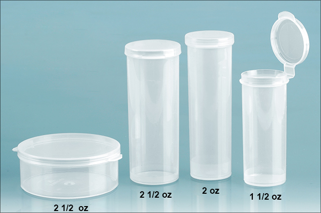 Sks science products plastic vials natural