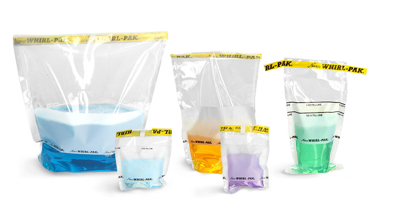 Sterile Sample Bags
