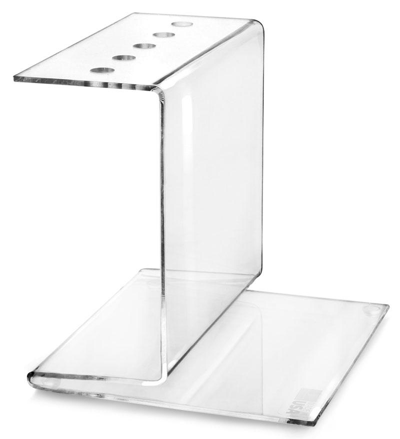 Transparent Acrylic MiniFIX Microliter Pipette Rack