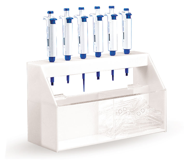 Laboratory Storage, Pipette Stand Workstation