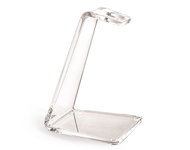 Pipettor Stand, Clear Acrylic Pipette Filler Holder