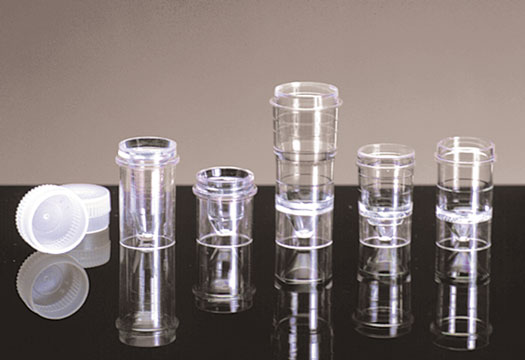 Sample Containers, Disposable Polystyrene Sample Cups