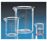 Griffin Style PMP Plastic Beakers
