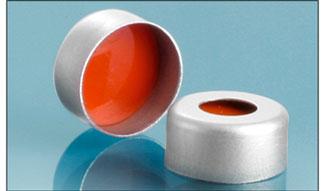 Aluminum E-Z Seals for LVI High Recovery Vials