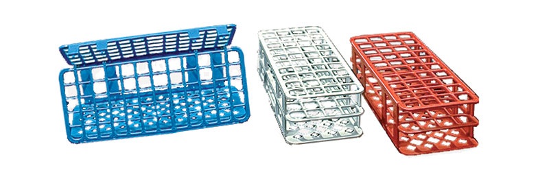 Test Tube Holders, Polypropylene Test Tube Racks