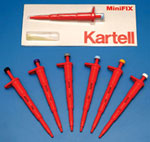 Micropipettes, Minifix Reusable Fixed Volume