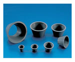 Buchner Funnel Adapters, Set of 7