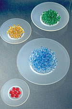 Polypropylene Plastic Watch Glasses