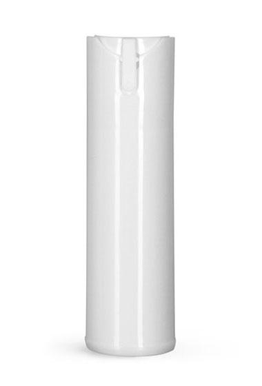 Laboratory Bottles, White Polypropylene Child Resistant Sprayer Bottles (Bulk), Caps NOT Included