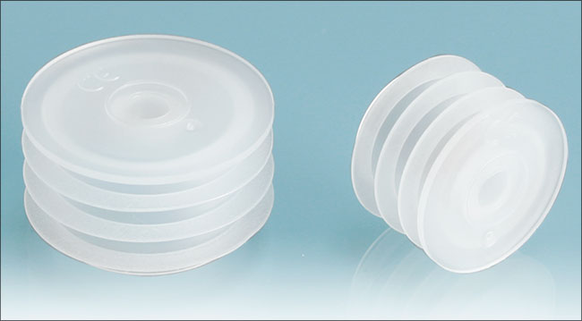 Natural LDPE Orifice Reducers