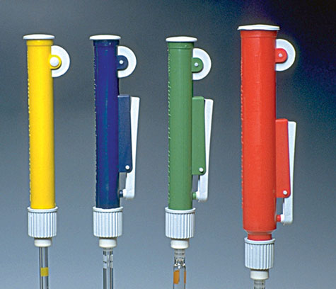 Pipette Fillers, Pi-Pump Fast Release Pipette Fillers