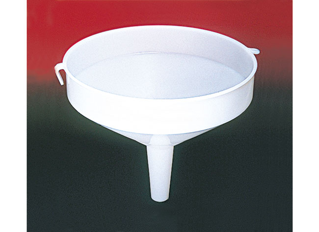 Plastic Funnels, Large Capacity Industrial HDPE Plastic Funnels