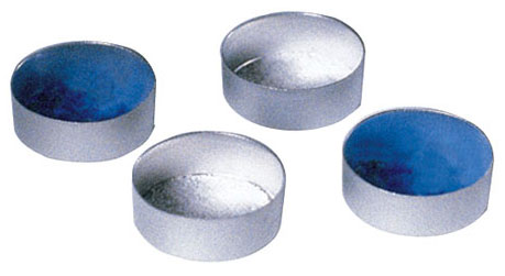 Weighing Dishes,  Aluminum Micro Weighing Dishes