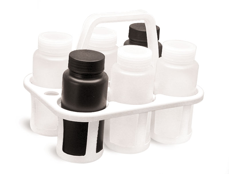 HDPE Economy Bottle Carrier