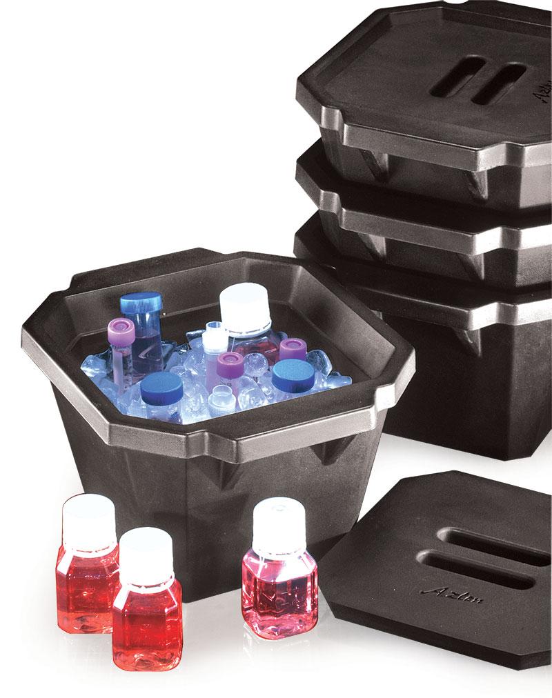 Ice Bucket, Reusable Plastic Labware
