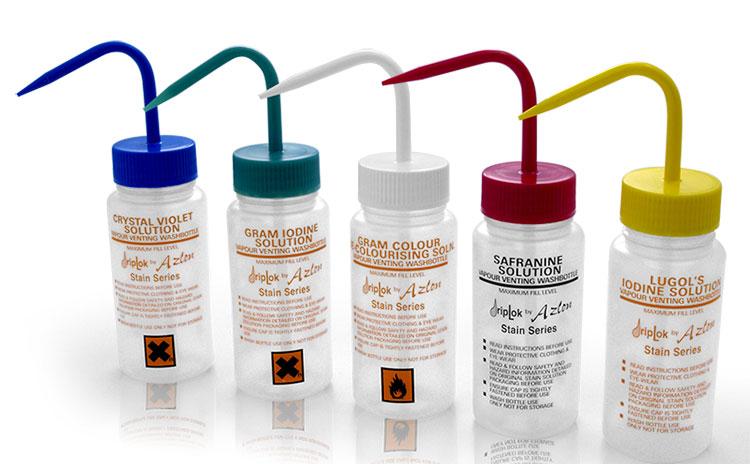 Sks Science Products Wash Bottles Biological Stain Wash