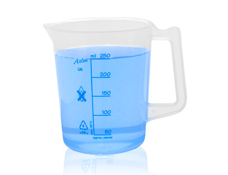 Chemistry Supplies, Plastic Beakers