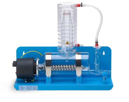 Water Distillation Unit ~ Sks science products water distillers merit still