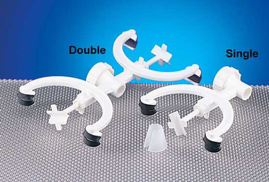 Polypropylene Buret Clamps