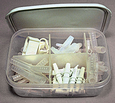 Tubing Connector Kit (55 Piece Assortment)