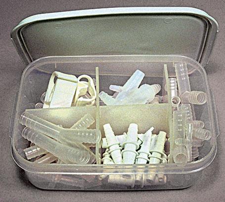 Tubing Connector Kit (55 Piece Assortment)