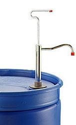 Plastic Cap Drum Pumps, Metal Stroke