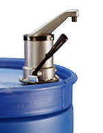Drum Pumps, Plastic Cap Drum Pumps w/ Multi Stroke