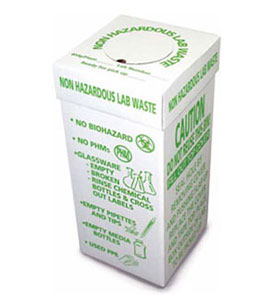 Nonhazardous Waste Safety Disposal Bins