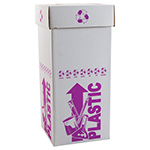 Plastic Recycling and Safety Disposal Bins