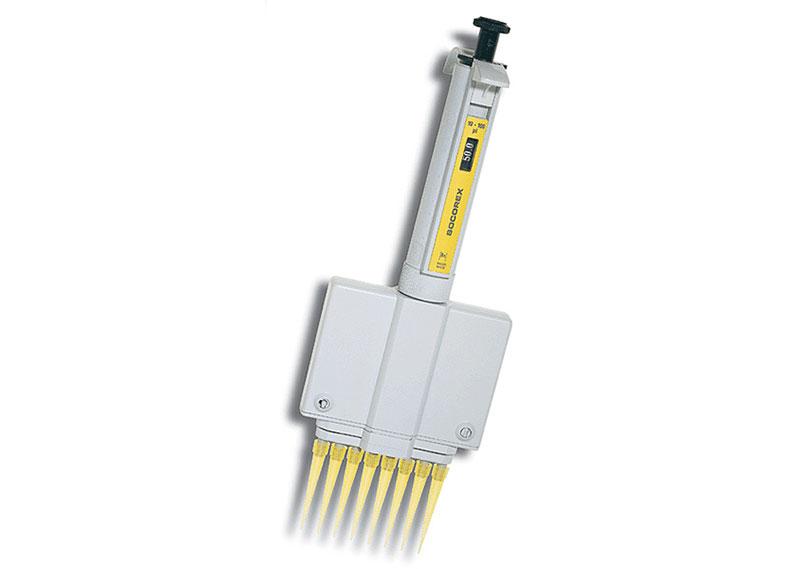 Digital Pipettes, Calibra 852 Digital Multi Channel Micropipettes