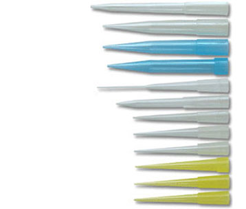 Qualitips Disposable Pipette Tips, Microtips