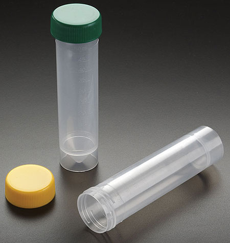Sks Science Products Sample Containers 50 Ml Pp Sample