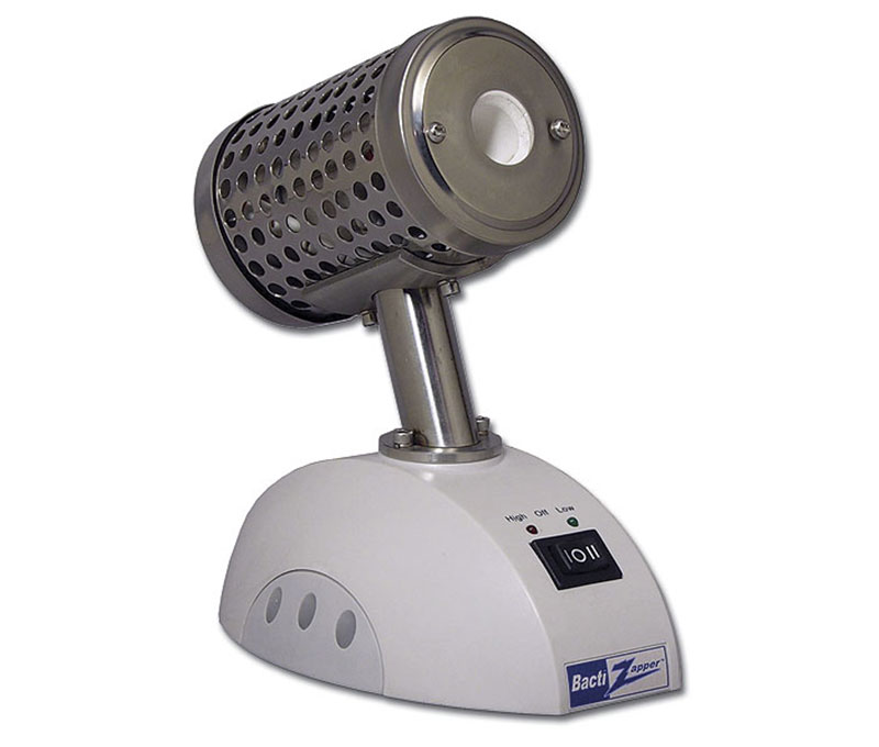 Laboratory Equipment, Biomega BactiZapper Infrared Microsterilizer
