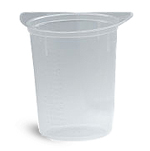 Disposable Plastic Beakers