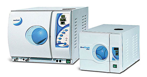 BioClave Digital Bench Top Autoclaves