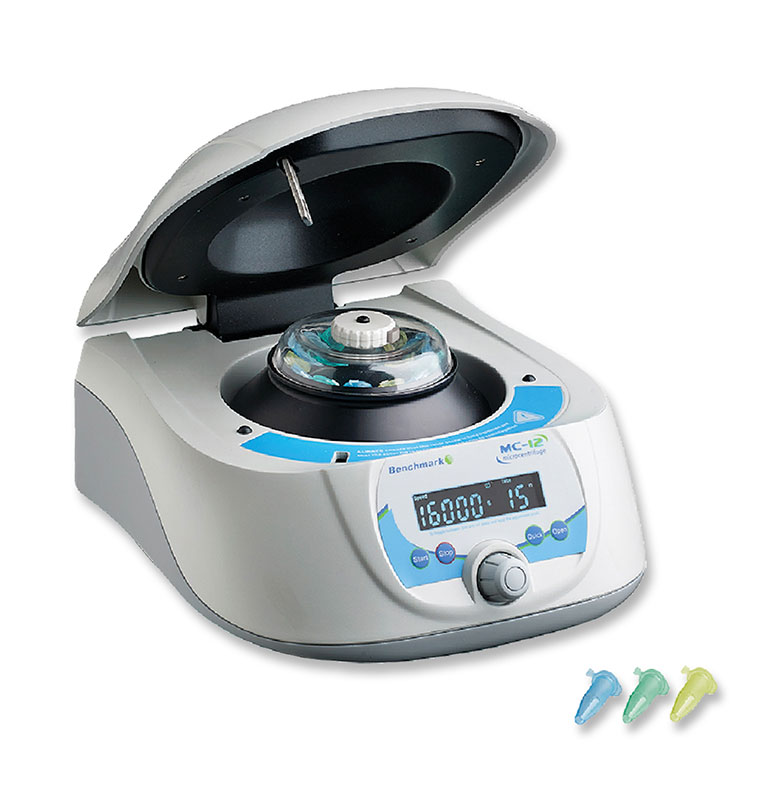 MC-12™ High Speed Microcentrifuge