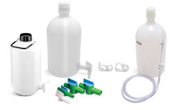 Plastic Carboys & Accessories Promo