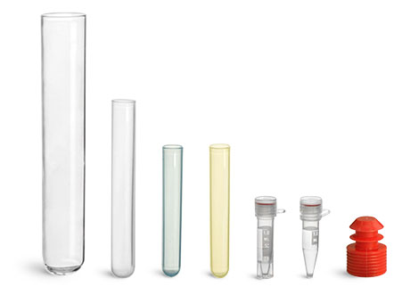 Disposable Test Tubes