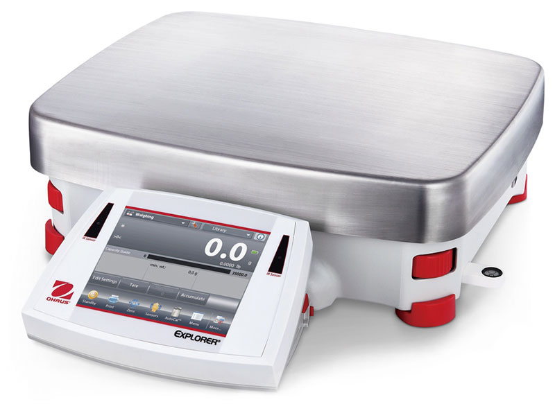 Ohaus Scales, Explorer® Precision High Capacity Scale