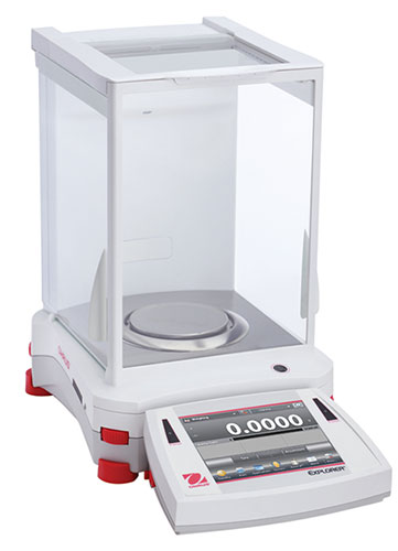 Ohaus Scales, Explorer® Analytical Balances