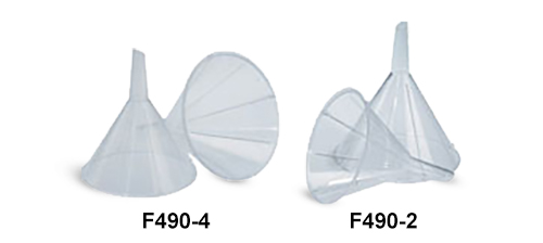 Plastic Funnels, Disposable Plastic Funnels