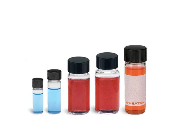 Glass Sample Vials