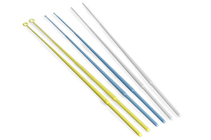 Lab Supply, Inoculating Loops, INO-LOOP™ Sterile Polystyrene Disposable Inoculating Loops & Needles