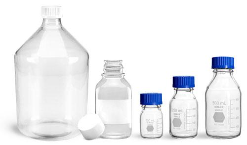 Safety Coated Bottles