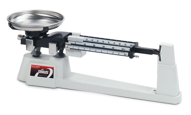 Ohaus Scale, Balance Scales, Dial-O-Gram Triple Beam Balance