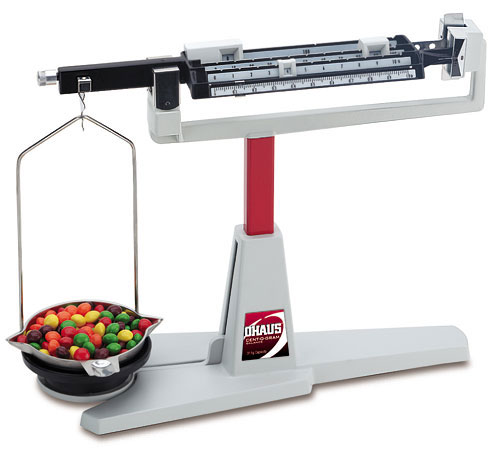 Ohaus Scales, Mechanical Scales, Cent-O-Gram Four Beam Balance Scales