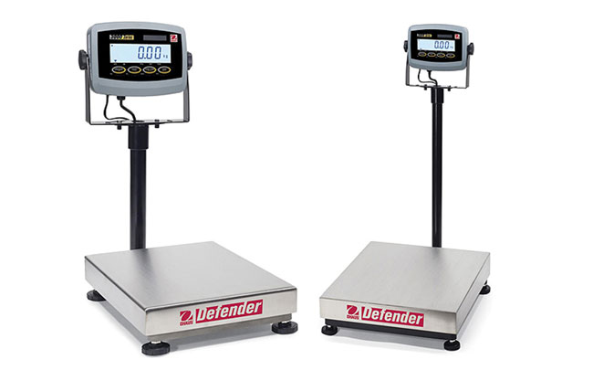 Ohaus Scales, Bench Scales, Defender 3000 Bench Scales