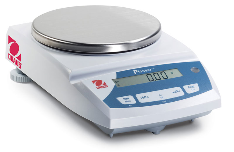 Ohaus Scales, Precision Scales, Pioneer Precision Top Loading Balances